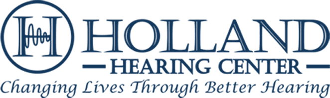 Holland Hearing Center header logo