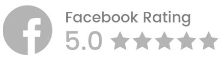 5 Star Facebook Rating